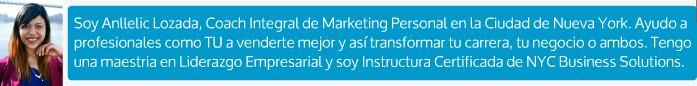 Anllelic Lozada | Personal Marketing Integral Coach
