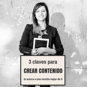 3 claves para crear contenido sin sonar que estas vendiendo